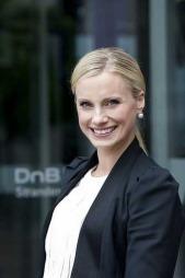Silje Sandmæl er forbrukerøkonom i DnB NOR. Hun mener det er deilig å være norsk turist om dagen siden den norske krona er rekordsterk.