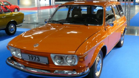 Originalen - VW 412.