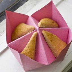 Appelsinbrød passe godt til en sunn og god matpakke (Foto: Opplysningskontoret for brød og korn)