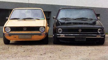 VW Golf 928 t.h.