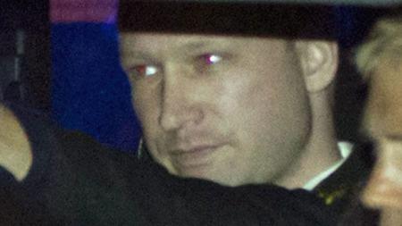 ANGRER IKKE: Breivik erkjenner de faktiske forhold, men nekter straffskyld. (Foto: REUTERS)
