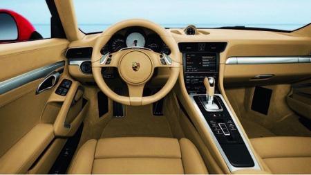Porsche-991-Dashbord