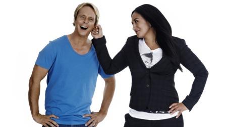 Petter   Pilgaard og Sarah Natasha Melbye