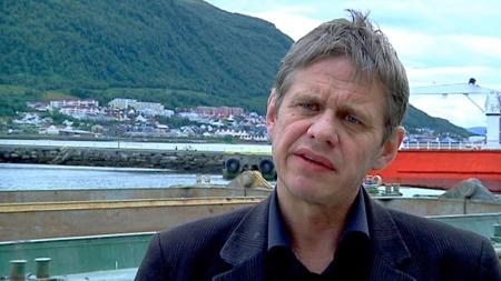 Arbeiderpartiets kandidat til vervet som byrådsleder i Tromsø,   Magnar Nilssen kaller eiendomsskatten nødvendig. (Foto: SVEIN LIAN, TV   2)