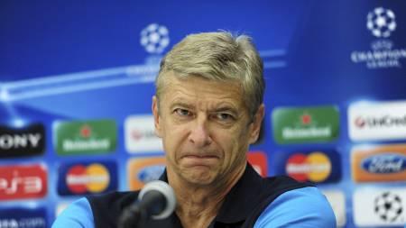 Arsène Wenger (Foto: GIUSEPPE CACACE/Afp)