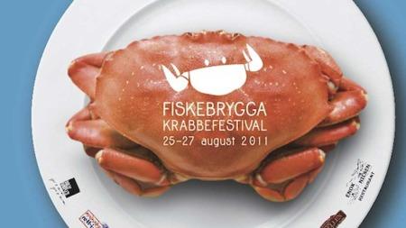 Fiskebrygga krabbefestival I Kristiansand