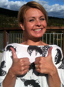 Marthe Sveberg Bjørstad (Foto: Siv Marte Lorås)