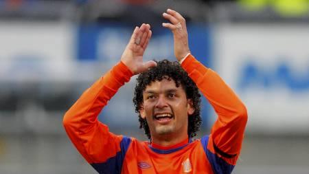 Michael Barrantes er tilbake i Ålesund etter spill for Costa Rica i Gold Cup (Foto: Ekornesvåg, Svein Ove/Scanpix)