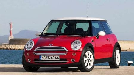 2004, Mini Cooper