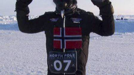 Nordpolmaraton1 (Foto: Privat/)