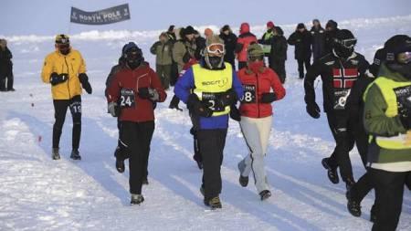 Nordpolmaraton2 (Foto: Privat/)