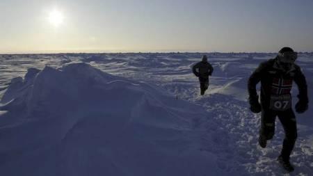 Nordpolmaraton4 (Foto: Privat/)