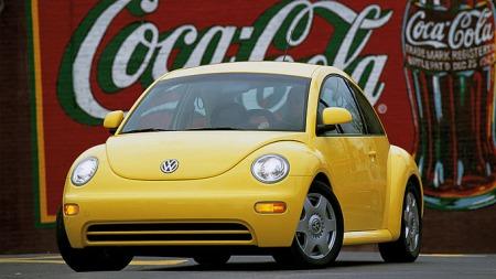 1999, Volkswagen New Beetle
