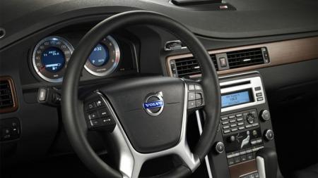 Volvo S80 interiør