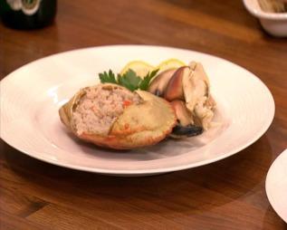 Krabbe er best naturell og bør derfor nytes kun med litt loff,   sitron og majones ved siden av. (Foto: God morgen Norge)