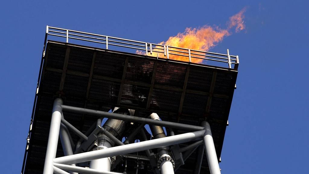 VIKTIG FUNN: Det nye funnet er ikke stort, men oljen kan hentes opp uten store nye investeringer. Bildet er fra Sleipner-plattformen. (Foto: Hommedal, Marit/SCANPIX)