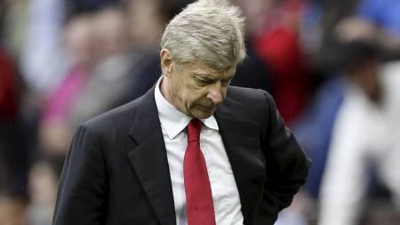 Arsene Wenger. (Foto: Jon Super/Ap)