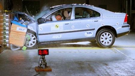 Ikke uventet kommer også Volvo meget godt ut av undersøkelsen til Folksam.