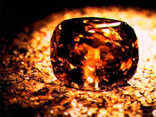 Golden Jubilee er verdens største slipte diamant, 544,67 karat.