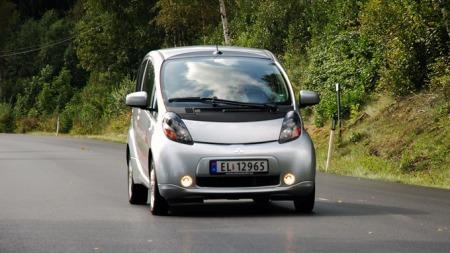 Mitsubishi i-Miev har blitt en suksess på det norske markedet.