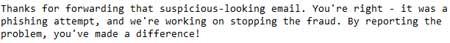 PHISHING: Ulf fikk klar beskjed fra PayPal om at pengene ikke   eksisterte i deres systemer.