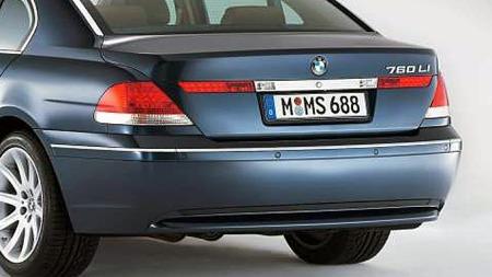 2003 BMW 760 Li (E66)