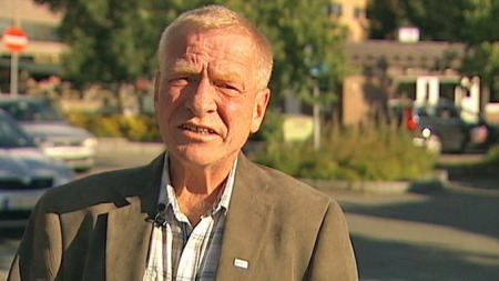 Forbundsleder Arne Lein i Norges Handicapforbund. (Foto: TV 2)
