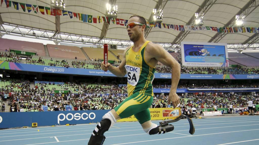 Oscar Pistorius (Foto: Matt Dunham/Ap)