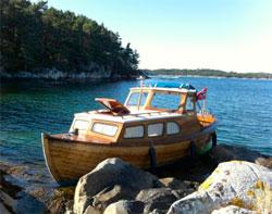 Det var mange fine augustdager på Vestlandet. (Foto: Ronald Toppe)