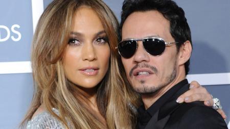 SKILLES: For seks uker siden ble det klart at kjendisparet Jennifer Lopex og Marc Anthony ville gå hver til sitt.