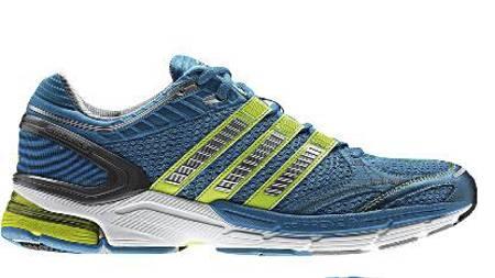 ADIDAS SUPERNOVA SEQUENCE 4: Skoen har god demping i både forfot og hælen.  (Foto: Adidas/)