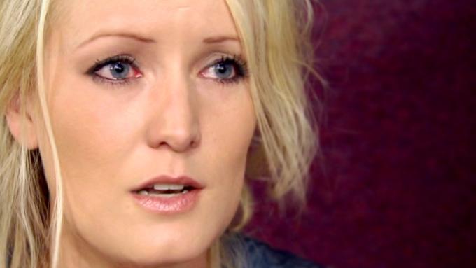 Maria Mohn lot tårene renne foran Tv-kameraene