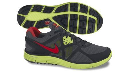 Nike Lunarglide to (Foto: Löplabbet/)