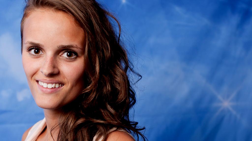 Jenny Langlo i Idol (Foto: Thomas Reisæter/TV 2)