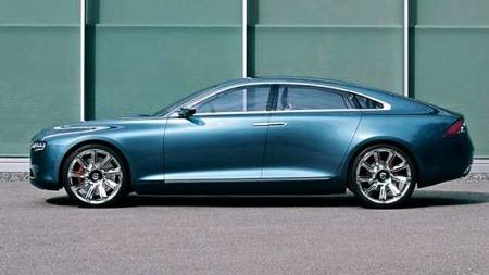 Dette er konsept You, en bil som eventuelt kan komme i kjølvannet etter stor-sedanen S100.