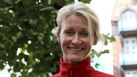 TUREKSPERT: Helene Ødven, daglig leder   i Bergen Turlag. (Foto: Eivind A. Pettersen/)