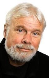 Dag Kulleruder journalist og forfatter. Han har skrevet flere romaner og sakprosabøker.  (Foto: Pax Forlag)