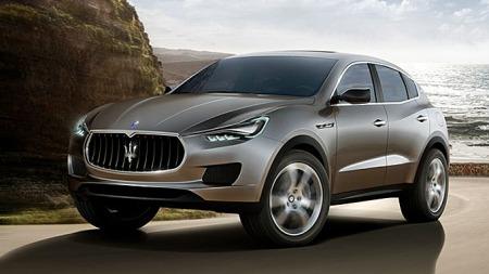 Maserati er i gang med en skikkelig offensiv - og har nå også fått norsk importør.  SUV-en Levante skal være her i 2015.