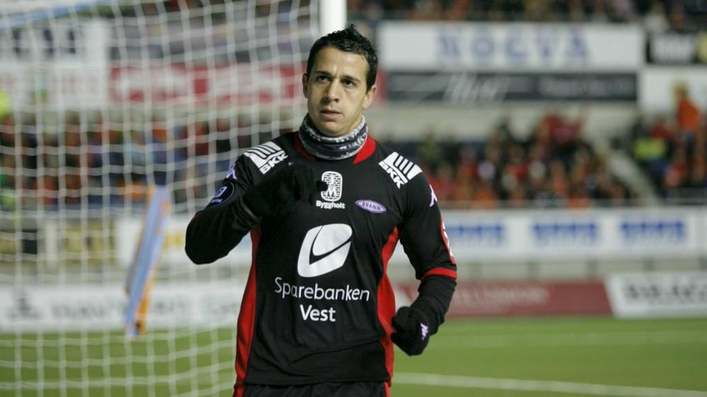 Diego Guastavino s fremtid i Brann er usikker. (Foto: Ekornesvåg, Svein Ove/Scanpix)