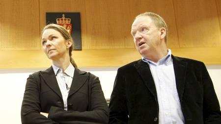KAN PÅVISE SYKDOM: De to rettspsykiaterne Synne Sørheim og Torgeir Husby hadde opprinnelig en frist til 15. oktober med å levere sin rapport om Breivik til 22. juli-kommisjonen. En av grunnene til at de nå har fått utsettelse til 30. november er at at de ikke har fått gjennomført MR-undersøkelsen.   (Foto: Larsen, Håkon Mosvold/Scanpix)