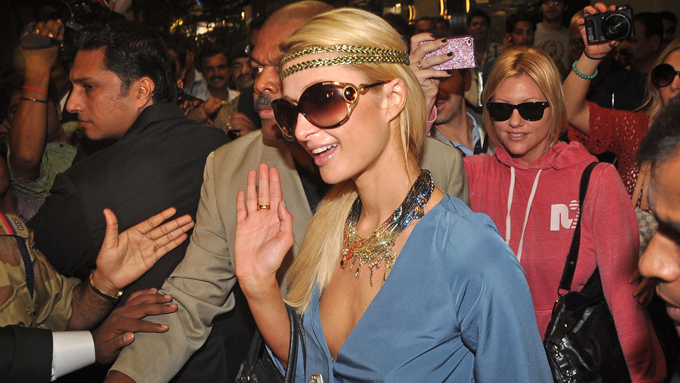 Paris Hilton (Foto: face to face, © ep)