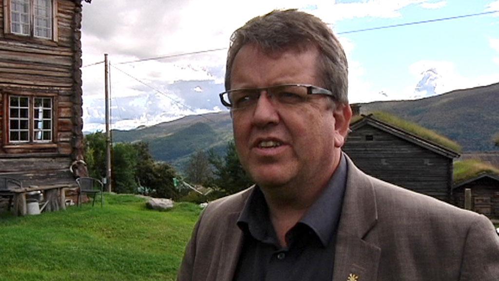 SIKTET: Ordfører i Vågå kommune i Oppland, Rune Øygard (Ap), bekrefter at han er siktet i en overgrepssak. Arkivfoto. (Foto: TV 2)