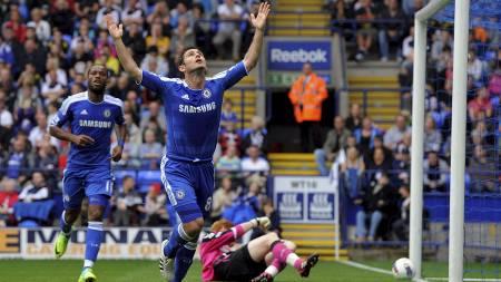 Frank Lampard (Foto: NIGEL RODDIS/Reuters)