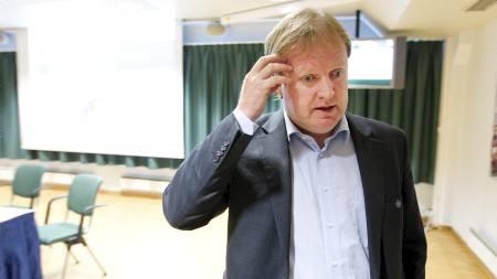 Yngve Hallén (Foto: Kallestad, Gorm/SCANPIX)