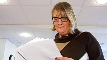 VURDERER ANKE: Direktør i Pasientskadenemnda, Rose-Marie Christiansen, sier dommen ikke slår fast at det er årsakssammenheng mellom vaksinen og sykdommen. (Foto: Magnus Nøkland)