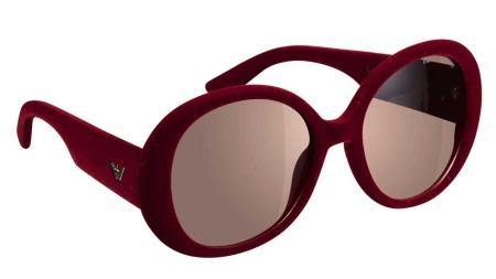 Kan et par Armanibriller i velour friste?  (Foto: Armani)