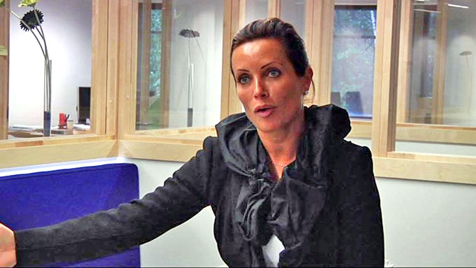 Louise Mohn  (Foto: Robert Reinlund/TV 2)