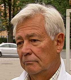 Erik Carlsen er fagdirektør ved Oslo universitetssykehus.