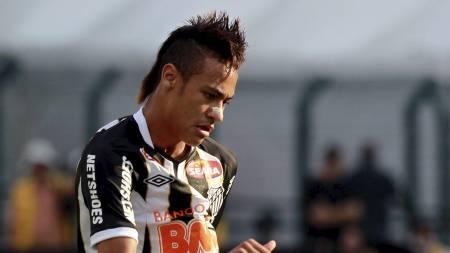 Neymar (Foto: PAULO WHITAKER/Reuters)