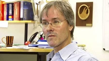 SLÅR ALARM: Sigmund Andersen ved Norges idrettshøgskole og Nasjonalt fagråd for fysisk aktivitet. (Foto: Frode Sunde/)